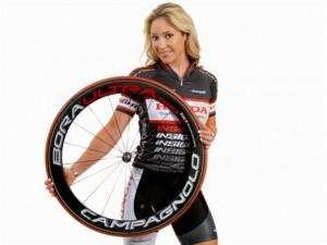 Rochelle Gilmore of Team Wiggle Honda