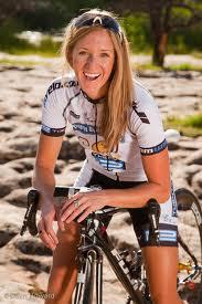 Kristin Mcgrath, Pro Cyclist