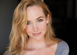 Actress/Singer Kelley Jakle of 42