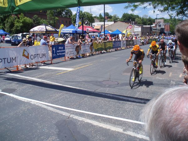 Optum Pro Cycling Controlled the Race Stillwater, MN