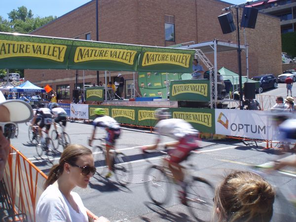 Start Line Nature Valley Grand Prix Stillwater, MN