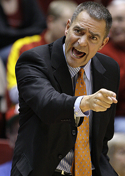 South Dakota State Basketball Coach Scott Nagy