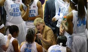 North Carolina Head Coach Sylvia Hatchell