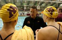 Kelly Kremer of Minnesota Swimming