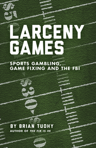 larceny games Author Brian Tuohy of Larceny Games