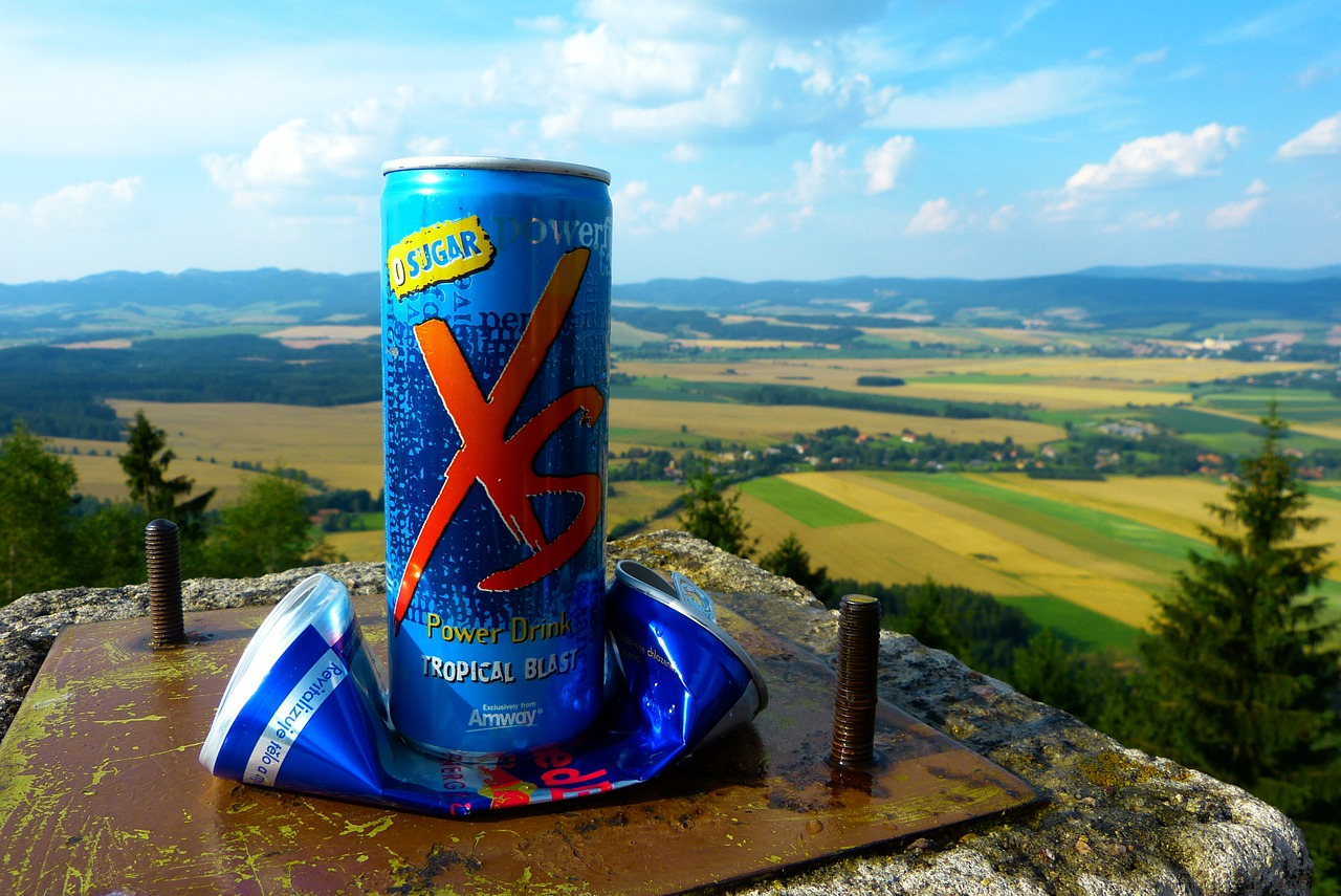 Xs Energy Drink Mn